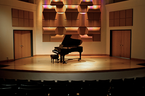 Clarke Recital Hall